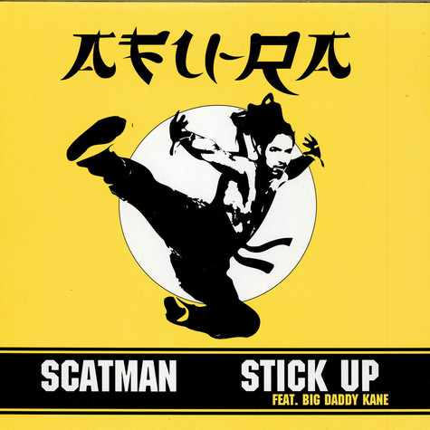 Afu-Ra - Scatman