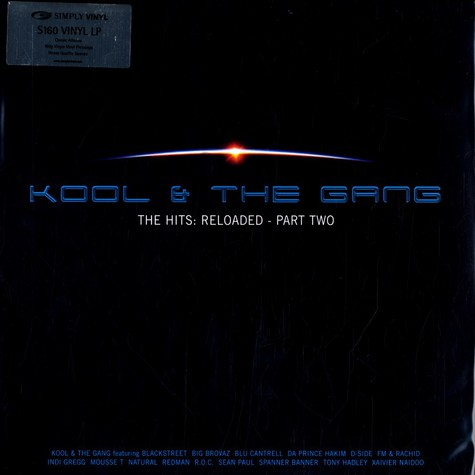 Kool & The Gang - The hits: reloaded - Part 2