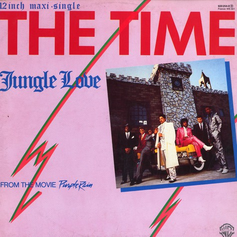 Time, The - Jungle love
