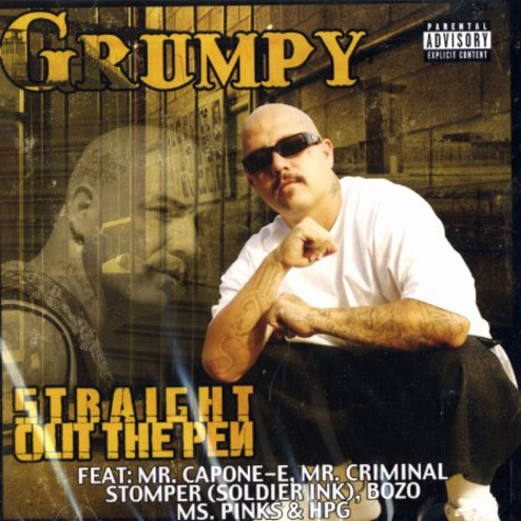 Grumpy - Straight out the pen
