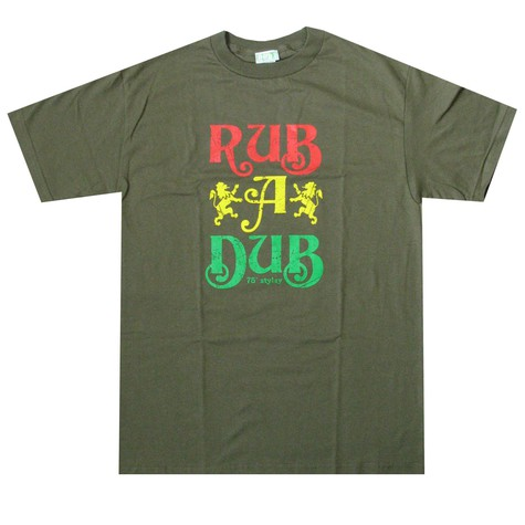 101 Apparel - Rub a dub T-Shirt