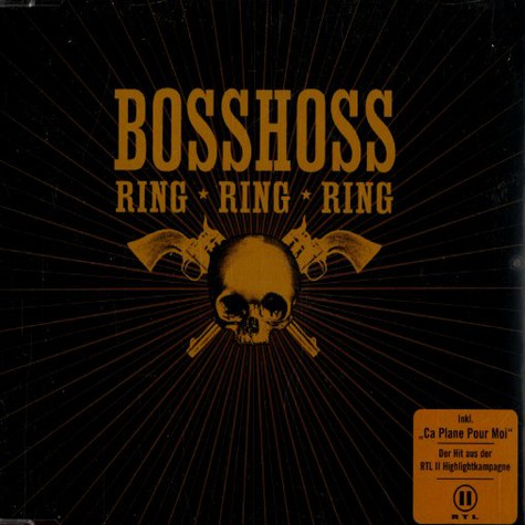 Bosshoss, The - Ring ring ring
