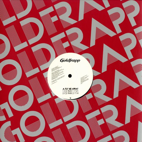 Goldfrapp - Fly me away C2 remix