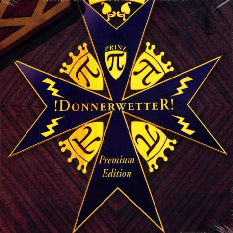Prinz Pi - Donnerwetter - limited edition