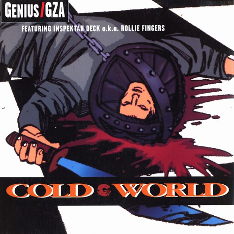 GZA - Cold World