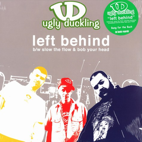Ugly Duckling - Left behind