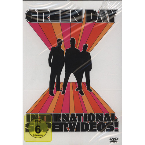 Green Day - Inetrnational supervideos!