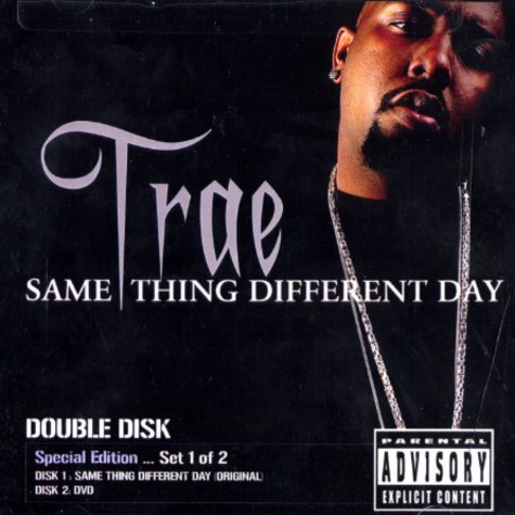 Trae - Same thing different day