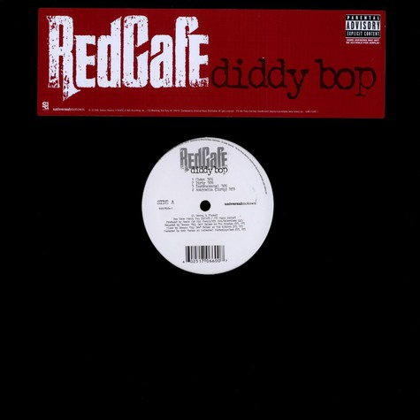 Red Cafe - Diddy bop