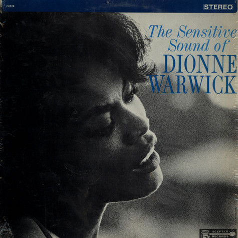 Dionne Warwick - The sensitive sound of...