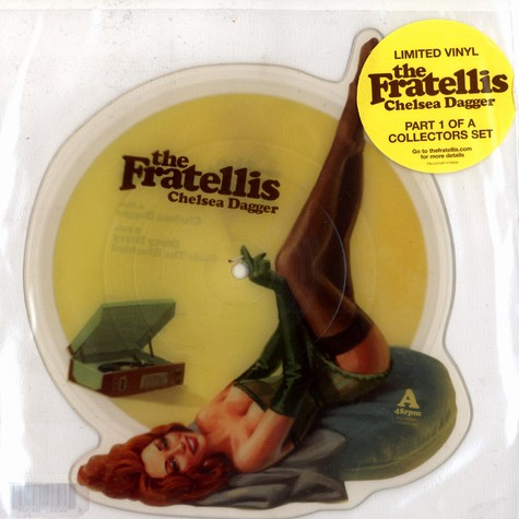 Fratellis, The - Chelsea dagger part 1
