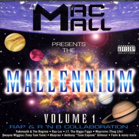 Mac Mall - Mac Mall presents the Mallennium Volume 1