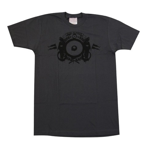 Ubiquity - Music is power T-Shirt