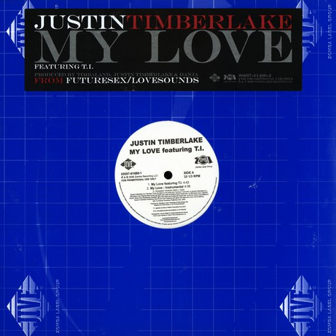 Justin Timberlake - My love feat. T.I.