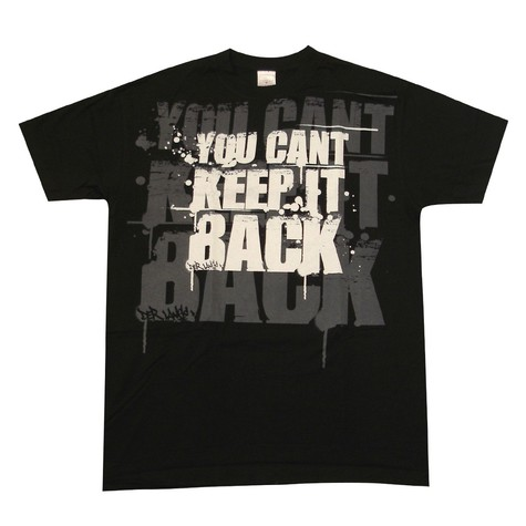 Der Lange (Too Strong) - You can't keep it back T-Shirt