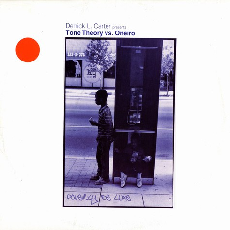 Derrick L. Carter presents - Tone theory vs. Oneiro - poverty de luxe
