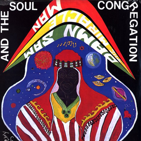 Damn Sam The Miracle Man And The Soul Congregation - Damn Sam The Miracle Man And The Soul Congregation