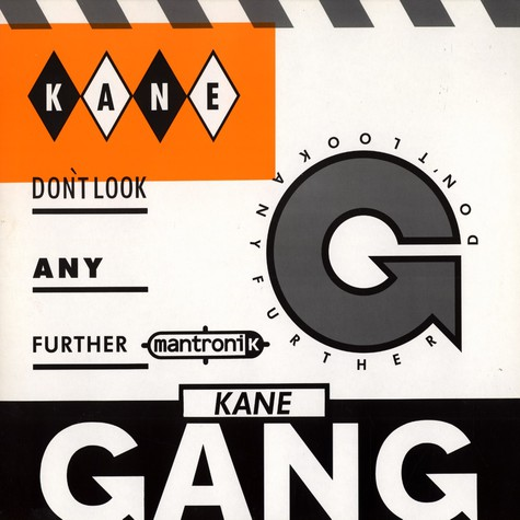 Kane Gang - Don't look any further (Mantronik mix)