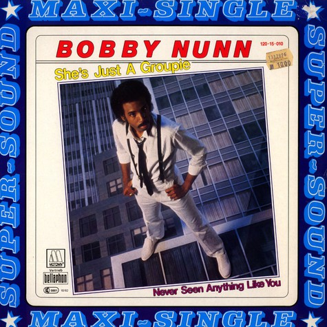 Bobby Nunn - She's just a groupie