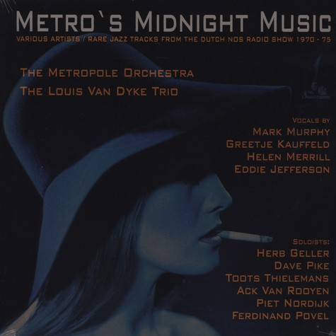 V.A. - Metro's Midnight Music