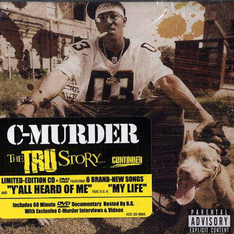 C-Murder - The tru story ... continued