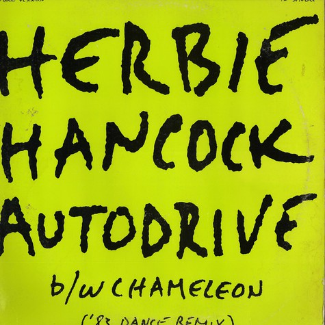 Herbie Hancock - Autodrive dance version