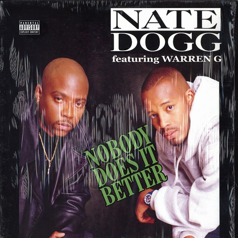 Nate Dogg - Nobody does it better feat. Warren G