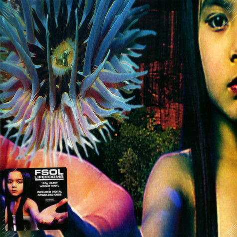 Future Sound of London, The - Lifeforms EP