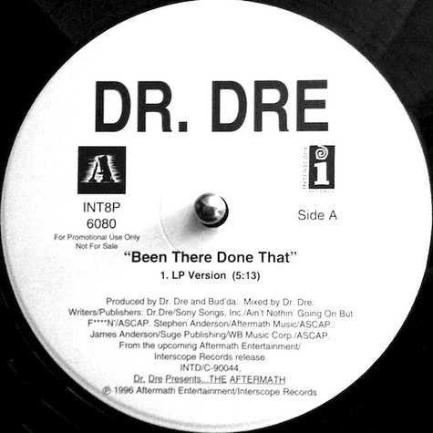 Dr.Dre - Been there done that video mixes