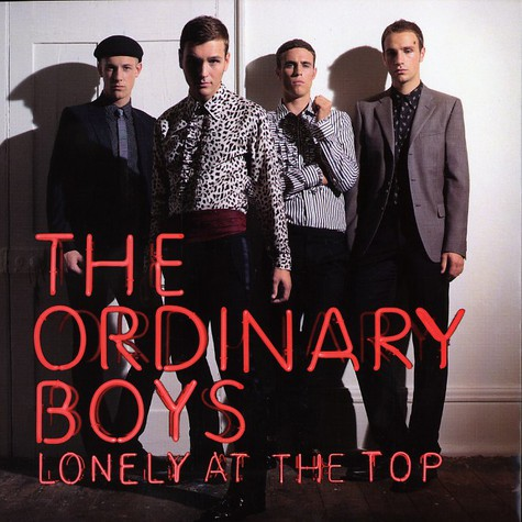 Ordinary Boys, The - Lonely at the top
