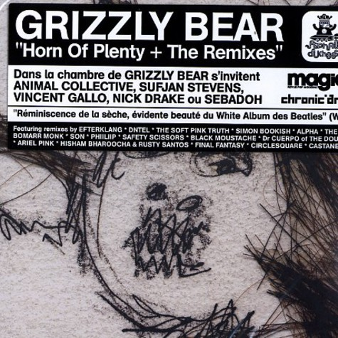 Grizzly Bear - Horn of plenty & the remixes