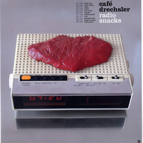 Cafe Drechsler - Radio snacks
