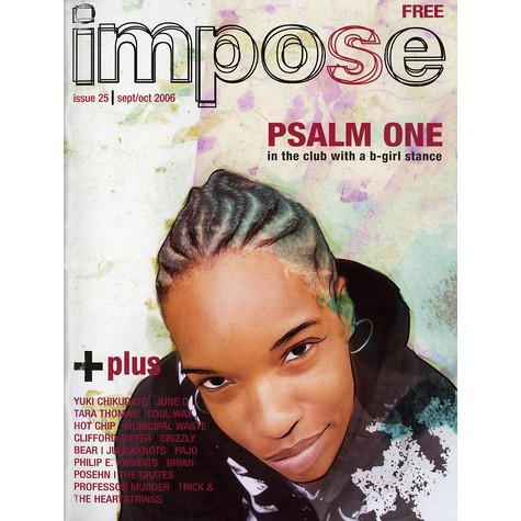 Impose Magazine - 2006 september / october