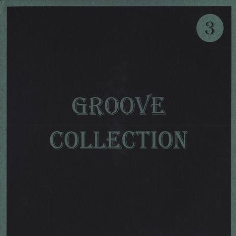 Groove Collection - Volume 3