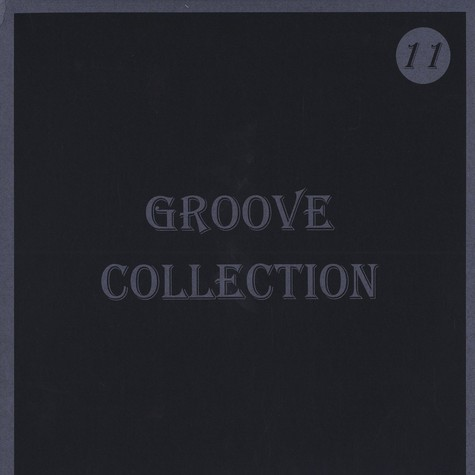 Groove Collection - Volume 11
