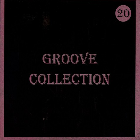 Groove Collection - Volume 20