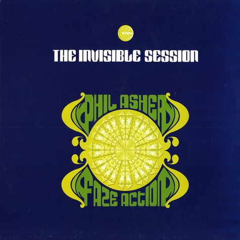 Invisible Session, The - I knew the way Phil Asher remix