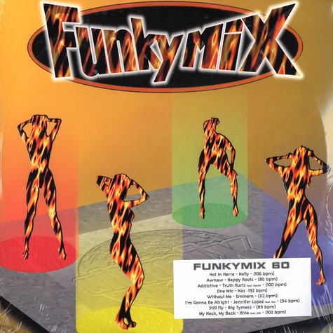 Funky Mix - Volume 60