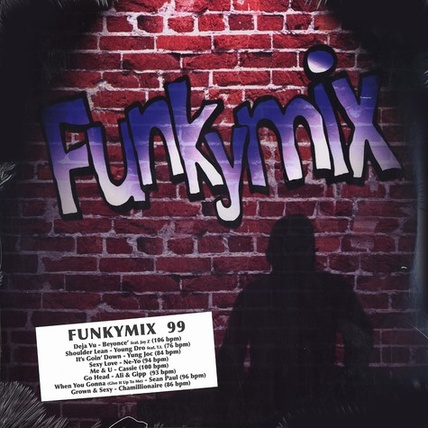 Funky Mix - Volume 99