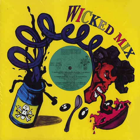 Wicked Mix - Volume 33