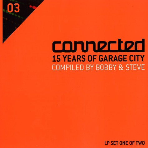 Connected - 15 years of Garage City part 1