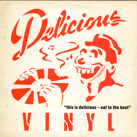 V.A. - Delicious vinyl this is delicious - eat to the beat