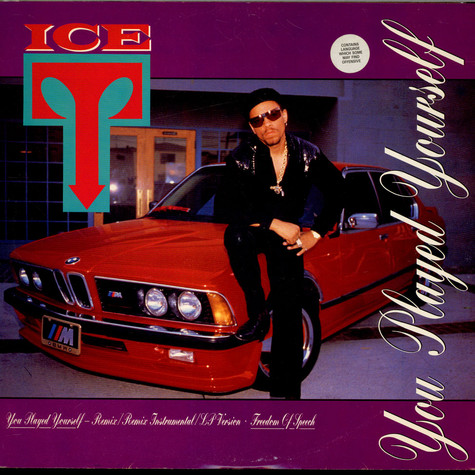 Ice-T - You Played Yourself