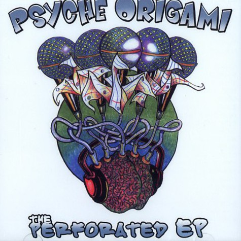 Psyche Origami - The perforated EP