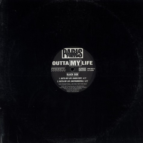 Paris - Outta My Life