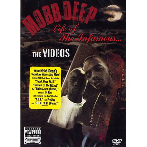 Mobb Deep - Life of the infamous - the videos