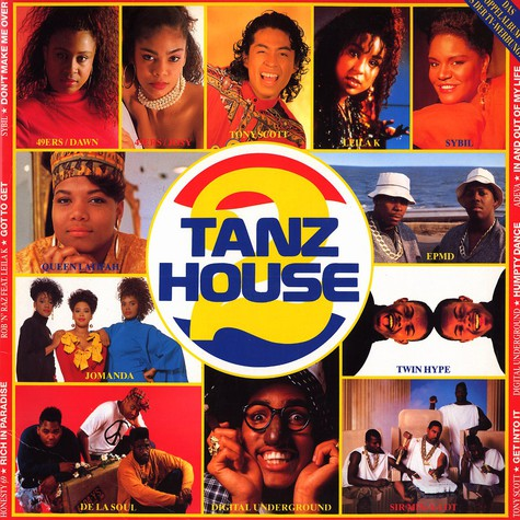 V.A. - Tanz house volume 2