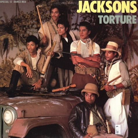 Jacksons, The - Torture