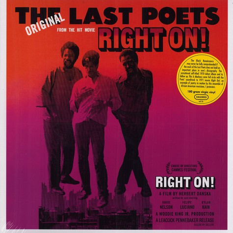 Last Poets - OST Right on!