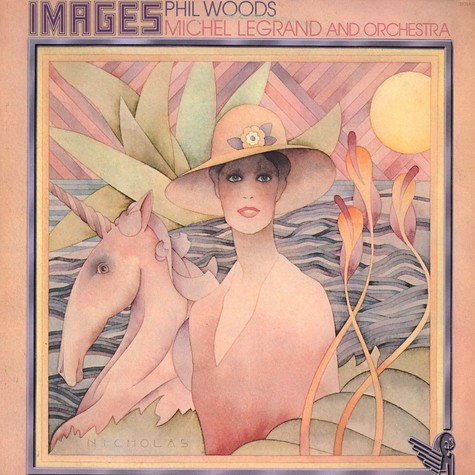 Phil Woods / Michel Legrand And His Orchestra - Images